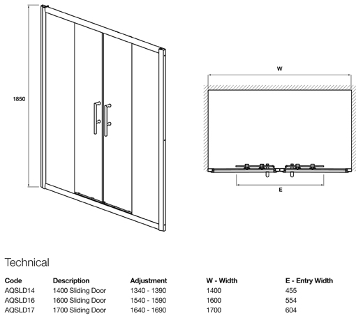 SDS Double Sliding Shower Doors. Sliding Doors Drawings   Door Plan  u0026 How To Draw A Floor Plan